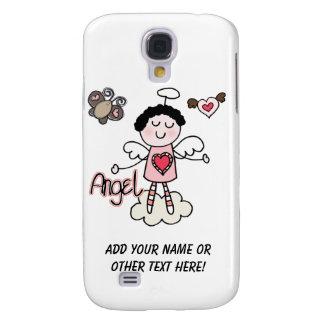 Cartoon Angel Galaxy S4 Case