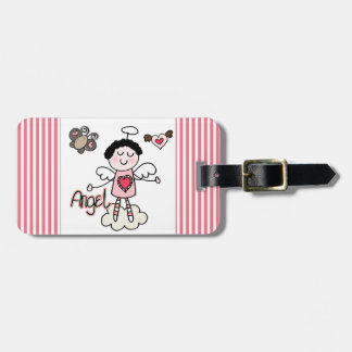 Cartoon Angel Tag For Bags