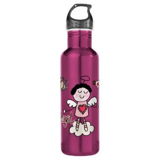 Cartoon Angel 710 Ml Water Bottle
