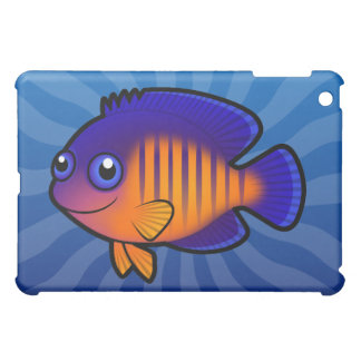 Cartoon Angelfish 1 iPad Mini Cases