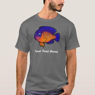 Cartoon Angelfish 1 T-Shirt