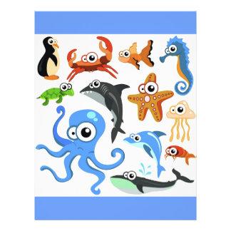 Cartoon_animal_1-1024x1024 21.5 Cm X 28 Cm Flyer