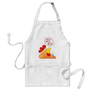 Cartoon Apron | Silly Cartoon Chicken Apron