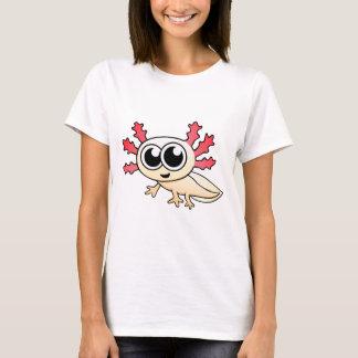 Cartoon Axolotl T-Shirt