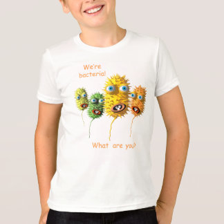 Cartoon Bacteria t-shirt