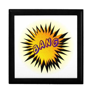 Cartoon Bang Gift Box