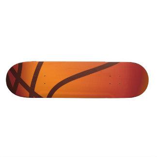 Cartoon Basketball Custom Skate Board