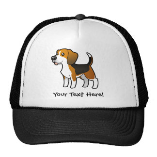 Cartoon Beagle Cap