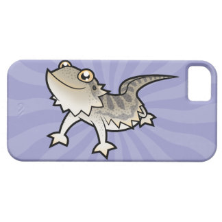 Cartoon Bearded Dragon / Rankin Dragon Barely There iPhone 5 Case