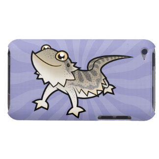 Cartoon Bearded Dragon / Rankin Dragon Barely There iPod Covers