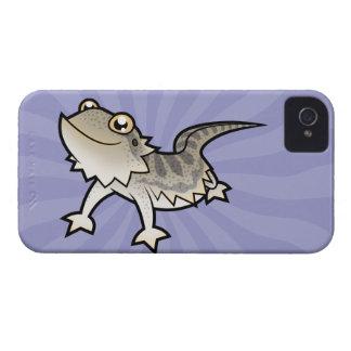 Cartoon Bearded Dragon / Rankin Dragon Blackberry Cases