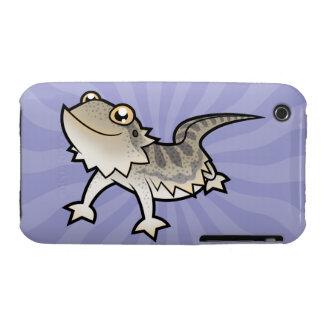 Cartoon Bearded Dragon Rankin Dragon Case-Mate iPhone 3 Cases