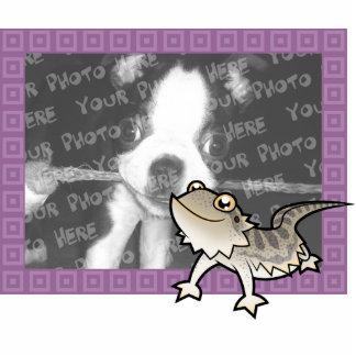 Cartoon Bearded Dragon Rankin Dragon Cut Outs