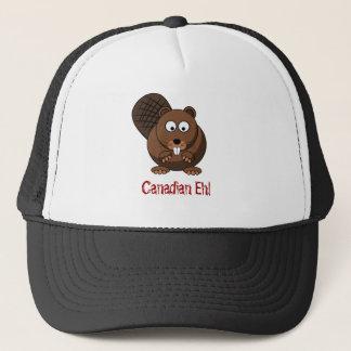 Cartoon Beaver Hat