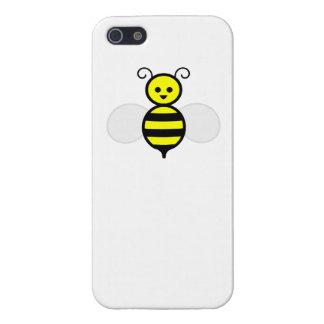 Cartoon Bee Case For iPhone 5/5S