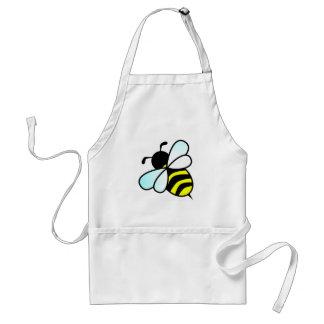 Cartoon Bee/Honeybee Adult Apron