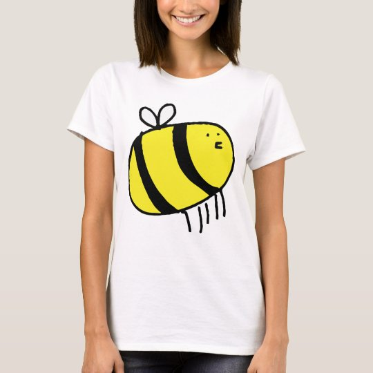 Cartoon Bee T-Shirt