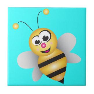 Cartoon Bee Tile