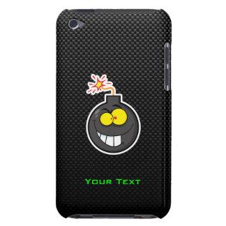 Cartoon Bomb Sleek iPod Touch Case-Mate Case