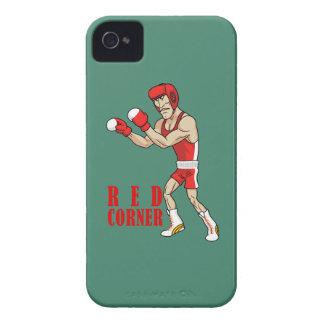 cartoon boxer Case-Mate iPhone 4 cases