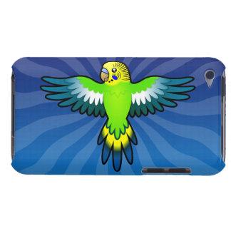 Cartoon Budgie / Parakeet iPod Touch Case
