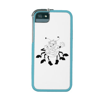 Cartoon Bug Case For iPhone 5/5S
