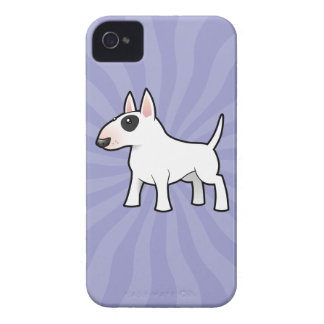 Cartoon Bull Terrier Case-Mate iPhone 4 Case