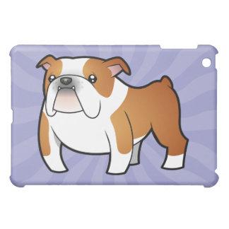 Cartoon Bulldog Cover For The iPad Mini