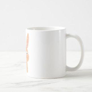 Cartoon Bunny Coffee Mugs