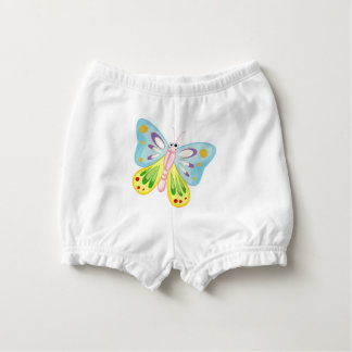 Cartoon Butterfly Nappy Cover