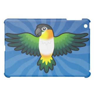 Cartoon Caique / Lovebird / Pionus / Parrot iPad Mini Cover