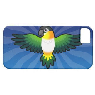 Cartoon Caique / Lovebird / Pionus / Parrot iPhone 5 Covers