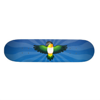 Cartoon Caique / Lovebird / Pionus / Parrot Skate Decks