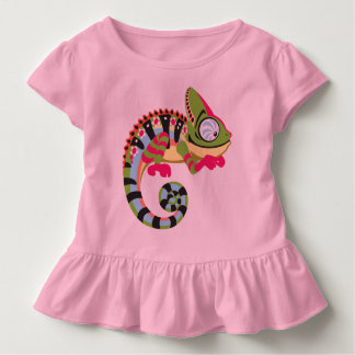 cartoon chameleon toddler T-Shirt