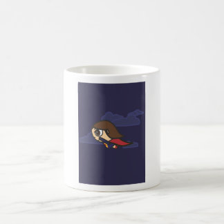 Cartoon Character Night Flight Mug
