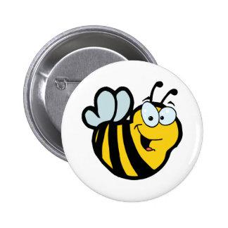 Cartoon Characters Bee Pin