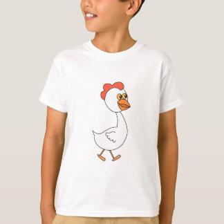 Cartoon Chicken. T-Shirt