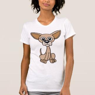 Cartoon Chihuahua 1 T Shirts