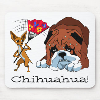 Cartoon Chihuahua 725 Mouse Mat