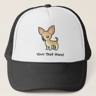 Cartoon Chihuahua (smooth coat) Trucker Hat