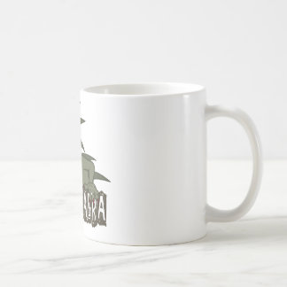 Cartoon Chupacabra Coffee Mug