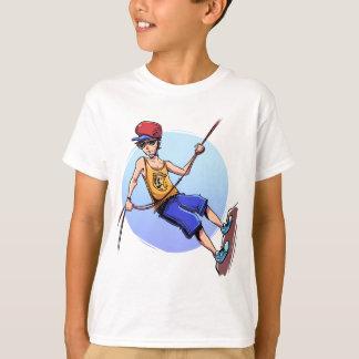 cartoon climber T-Shirt