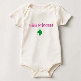 cartoon clover, Irish Princess Bodysuit