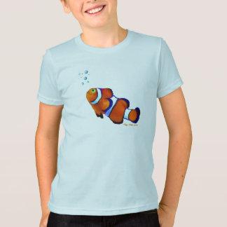 Cartoon clown fish T-shirt