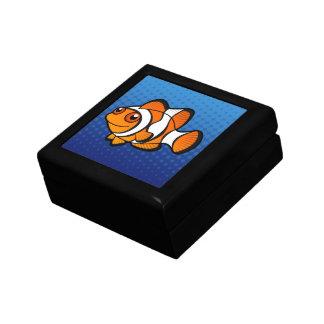 Cartoon Clownfish Gift Box