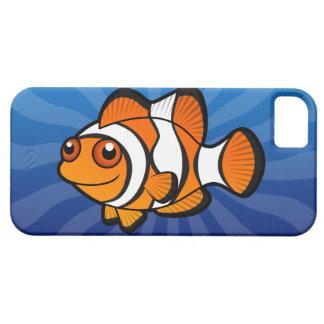 Cartoon Clownfish iPhone 5 Covers