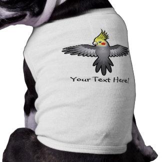 Cartoon Cockatiel Shirt
