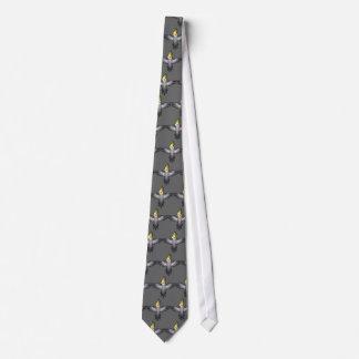 Cartoon Cockatiel Tie