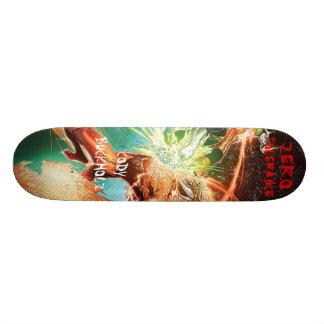 cartoon, CODYBUCKHOLZ, ZERO, TOLERANCE Skateboard