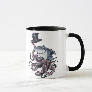 Cartoon Color Mug, I CHOMP therefore I AM Mug